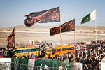 بیش از ۷۷ هزار زائر پاکستانی اربعین وارد سیستان و بلوچستان شدند