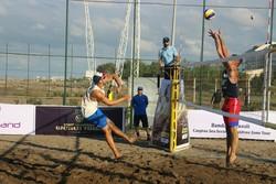 صعود تیم والیبال ساحلی ایران به فینال تور جهانی
