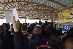 ویزای تقلبی تنها مشکل برخی از زائران در مرزهاست