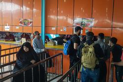 امکان صدور ویزا و گذرنامه در مرزها وجود ندارد