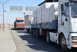 ۲۴ تن کود شیمیایی قاچاق در فاروج کشف شد