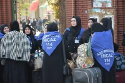 پایانه مرزی آستارا میزبان زائران خارجی اربعین حسینی