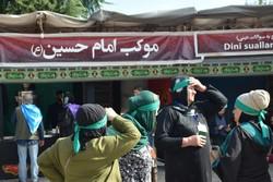 ۲۸موکب استان مرکزی در مسیر پیاده روی اربعین در عراق مستقر می شوند