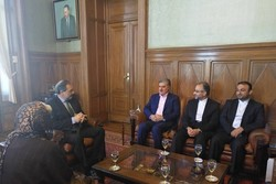 Iran, Uruguay to expand parliamentary ties