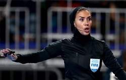 Iranian referees to officiate in UEFA Women's futsal