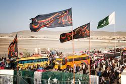 ۴۰ هزار قلم داروی رایگان میان زائران پاکستانی توزیع شد