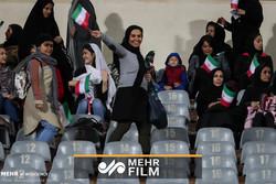 واکنش دادستان کل کشور به حضور زنان در ورزشگاه