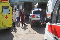 افزایش تلفات انفجار کریمه به ۱۸ کشته و ۵۰ زخمی