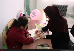 School for autistic girls opened in Tehran