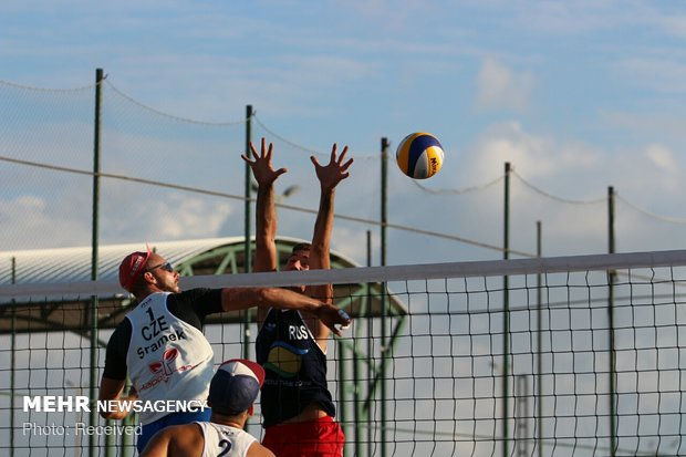 FIVB Beach Volleyball World Tour 1 star in Gilan province