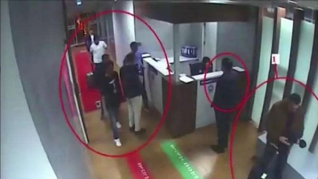 صحيفة أمريكية: ارتباط 5 مشبوهين في اختفاء خاشقجي بولي العهد السعودي