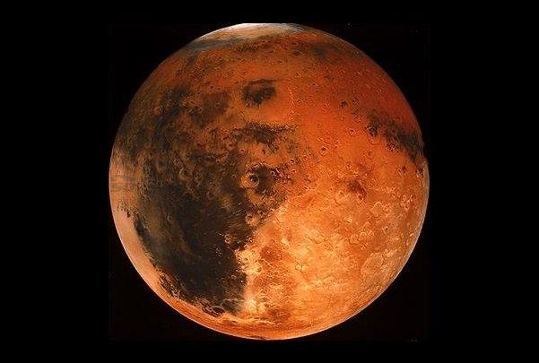 گاز متان در مریخ رصد شد