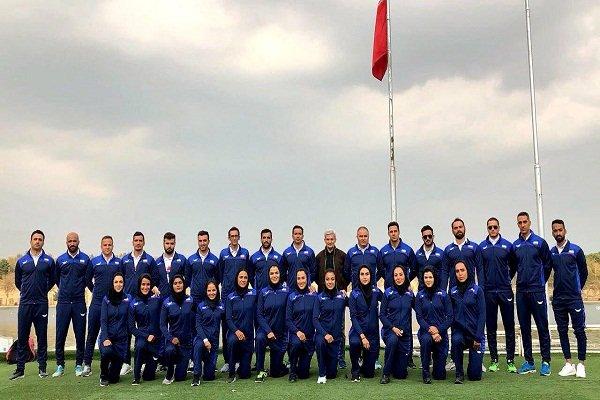 تیم ملی دراگون بوت عازم چین شد