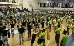 ۳.۵ درصد جمعیت کرمانشاه ورزشکار هستند