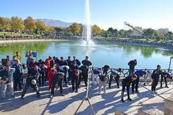 برگزاری تجمع های ورزشی در پارک ها و بوستان های شهرکرد ممنوع است