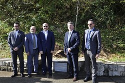 Iran, Bosnia cement friendship by planting tree