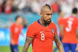 دقایق بازی «ویدال» در شیلی بیشتر از بارسا است!