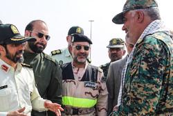 برای عبور کامیون های باقی مانده در چذابه با عراق مذاکره کرده ایم