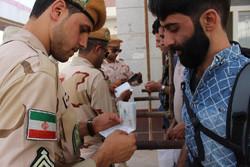 پلیس و مرزبانان ایران در اربعین حسینی خوب عمل می کنند
