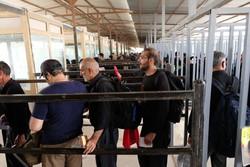 خروج ۵۱۲ هزار نفر از مرز مهران