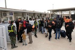امروز ۳۲ هزار زائر از مرز مهران مشرف شدند