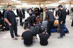 آخرین وضعیت پارکینگ ها و دست فروشان در مهران
