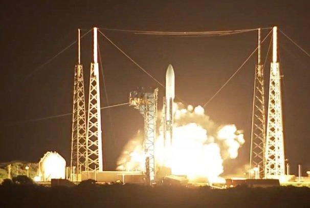 خرابی حسگر موشک دلیل لغو عملیات ارسال فضانوردان به فضا