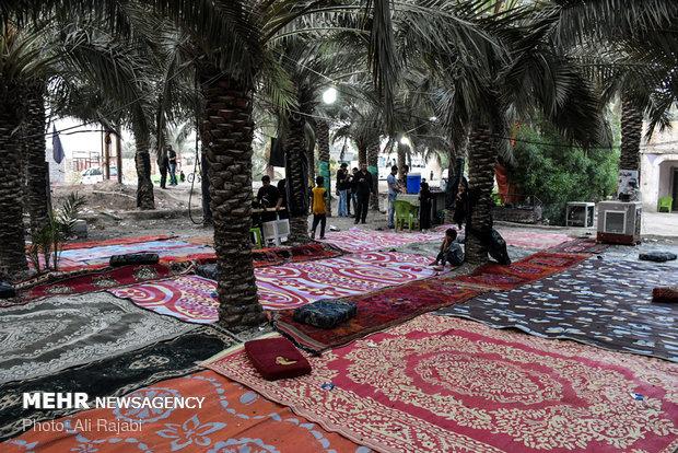 آغاز پیادهروی ۳۵۰ کیلومتری شیعیان سوقالشیخ بهسمت کربلا