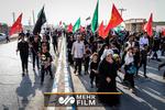فلم/ اربعین کے پیدل مارچ کے بارے میں شہید احمد کافی کی روایت