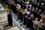 تہران یونیورسٹی میں نماز جمعہ منعقد