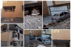 انفجار در رباط کریم/۴ واحد مسکونی تخریب شدند