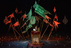 سیوسومین مراسم شب شعر عاشورا در شیراز