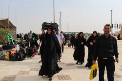 ۴ هزار زائر اربعین حسینی در اندیمشک پذیرایی شدند
