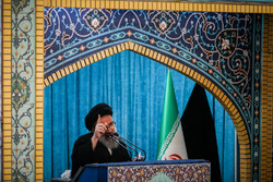 Ayatollah Khatami leads Tehran Friday prayers