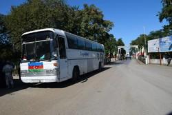 ورود زائران خارجی اربعین حسینی به مرز آستارا