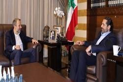 رایزنی «سعد الحریری» و «جبران باسیل» درباره تشکیل کابینه جدید لبنان