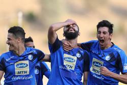 پیروزی استقلال مقابل سایپا با گلزنی مدافعان/ دایی حریف شفر نشد