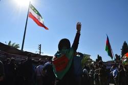 ۲۴۴ زائران کشور آذربایجان در اندیمشک مورد استقبال قرار گرفتند
