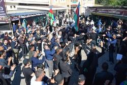 آمادگی موکب علی بن موسی الرضا گلستان برای اسکان ۷۰۰۰ زائر اربعین