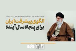 الگوی پیشرفت ایران برای ۵۰ سال آینده