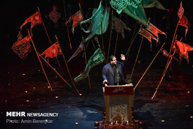 شیراز میں 33 ویں شب شعر کا انعقاد