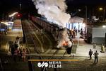 فلم/ ہندوستان میں ٹرین نے میلے میں شریک افراد کو کچل دیا