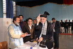 Afghans go to the polls to vote for parliamentary elections