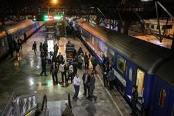 یک رام قطار دیگر به مسیر تهران خرمشهر افزوده شد