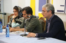 شبی با داستان ایرانی «افتاده بودیم در گردنه حیران»