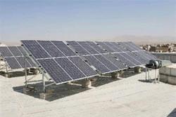 اجرای ۵۱ پروژه نیروگاه خورشیدی توسط مددجویان کرمانشاهی
