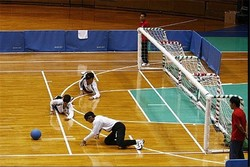 Iran goalball into final of Asian c'ships