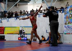 رقابتهای کشتی آزاد قهرمانی کشور در شاهرود
