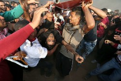 اسرائیلی طیارے کے فضائی حملے میں 3 فلسطینی بچے شہید