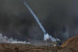 İsrail jetleri Roket saldırısına cevap olarak Gazze hedeflerini vurdu